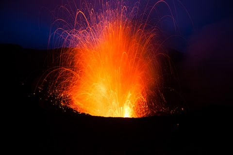 Yasur volcano Tanna