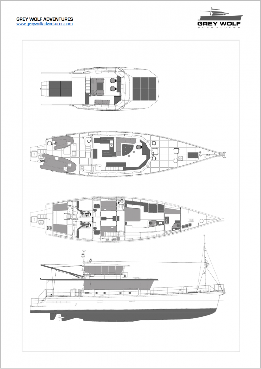 Grey Wolf Adventures Charter Specifications Page 8