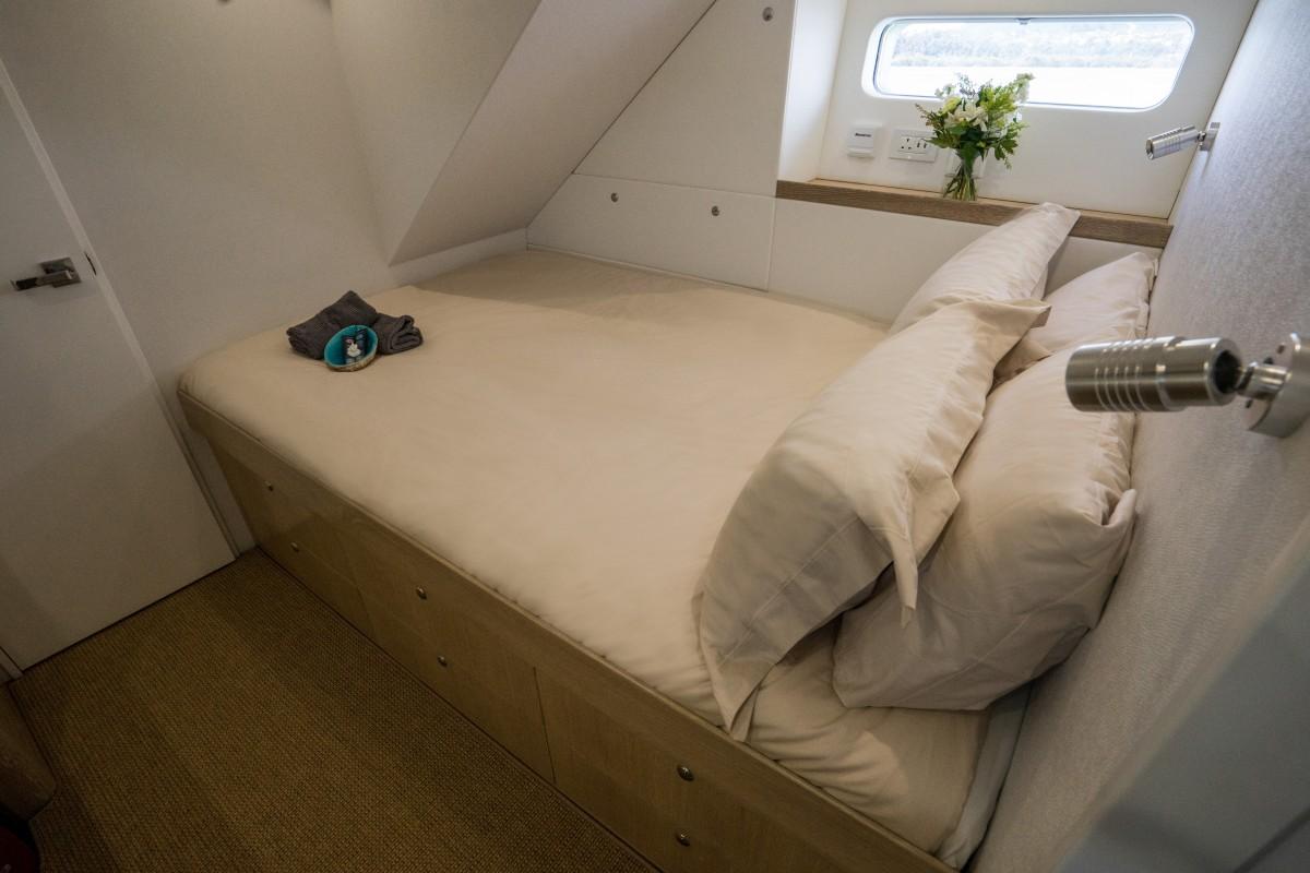 Grey Wolf Starboard Guest Cabins
