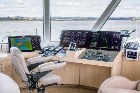 Grey Wolf Cockpit Instruments
