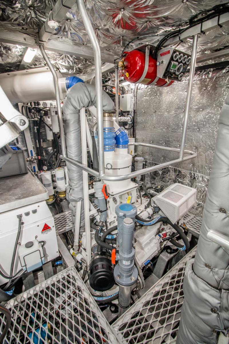 Grey Wolf Engine Room Machinery 3